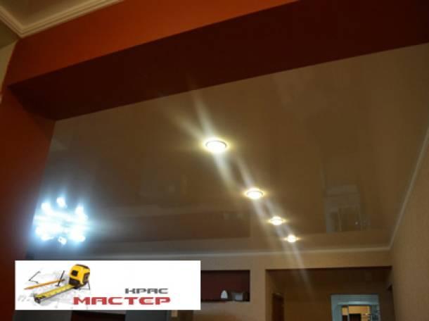 Смонтируем красивые, быстро, любые натяжные потолки, фотография 2