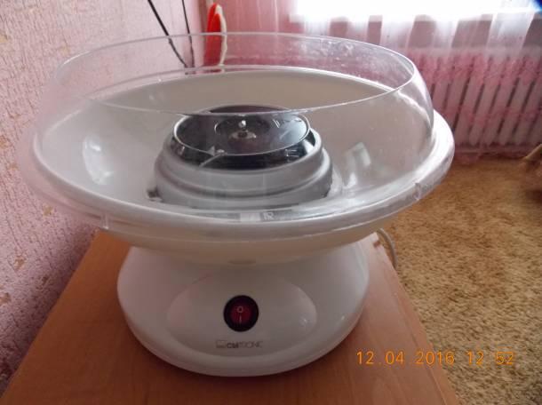 аппарат для приготовления сахарной ваты, фотография 1