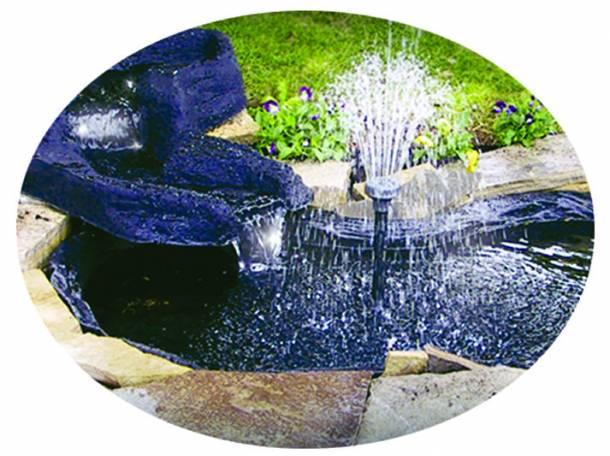 Фонтан итальянский Sicce Syncra Pond 1, фотография 3