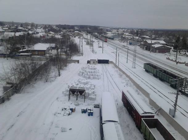 Железнодорожные перевозки, фотография 3