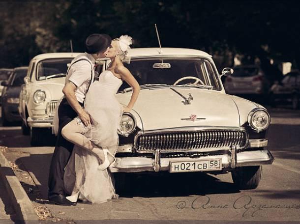 Авто на свадьбу любого класса, кортежи, украшения, фотография 12