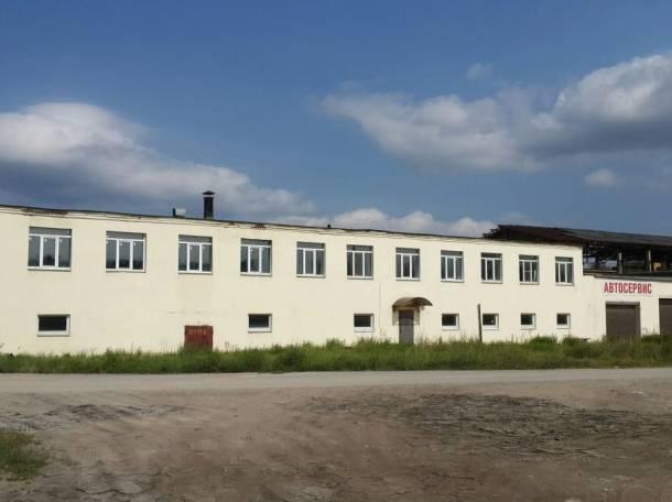 2-х этажное нежилое здание, Московская обл. Орехово-Зуевский р-н., фотография 1