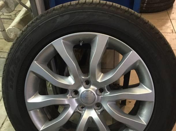 Продается комплект колес R20 от RangeRover Sport, фотография 3