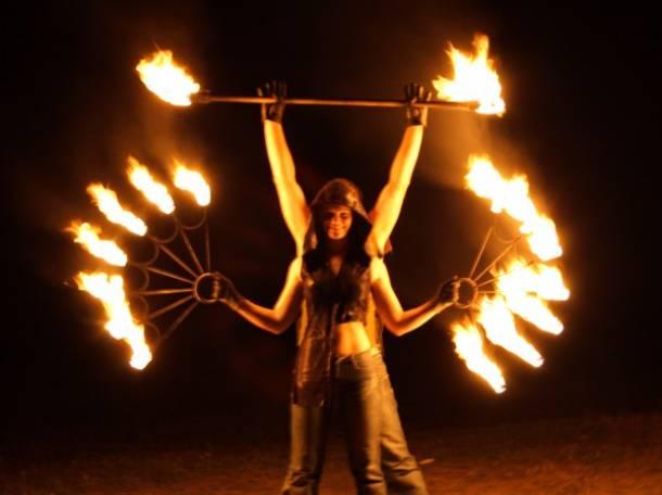 Огненное шоу, фотография 1