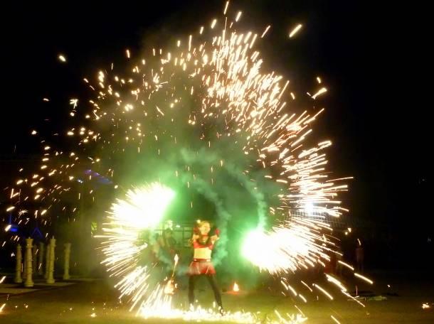 Огненное шоу, фотография 3
