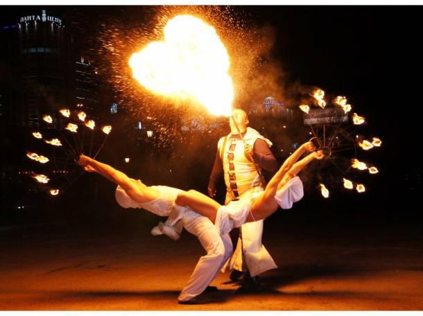 Огненное шоу, фотография 4