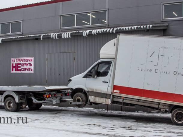 Эвакуация микроавтобусов, фотография 6