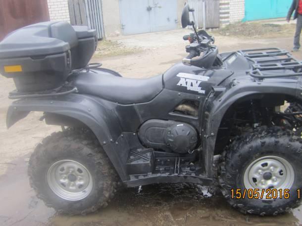 продаю stels ATV 700H ИНЖЕКТОР, фотография 2