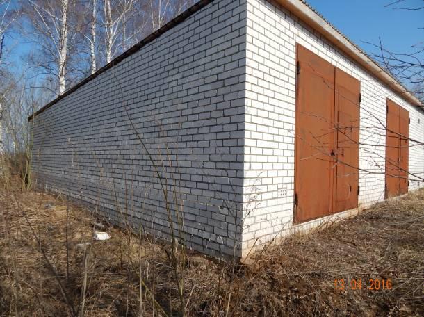 Продаются два спаренных гаража, фотография 2