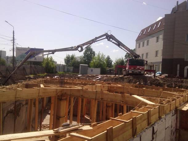 бетон раствор доставка, фотография 3