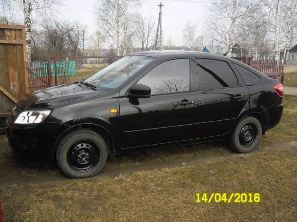 Продам автомобиль Лада-Гранта -лифтбек, фотография 1
