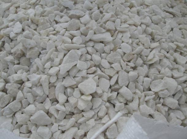 Мраморный щебень, мраморный песок, серпентинит , фотография 2