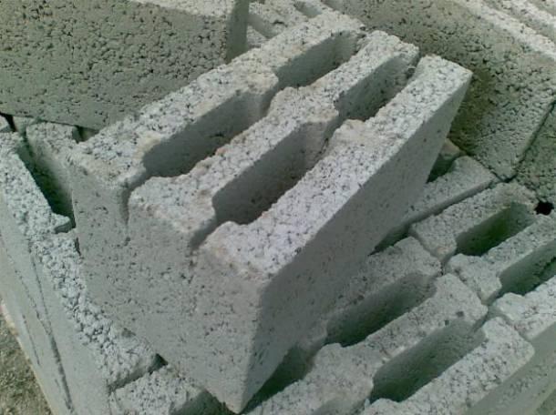 Керамзитоблоки, фотография 1
