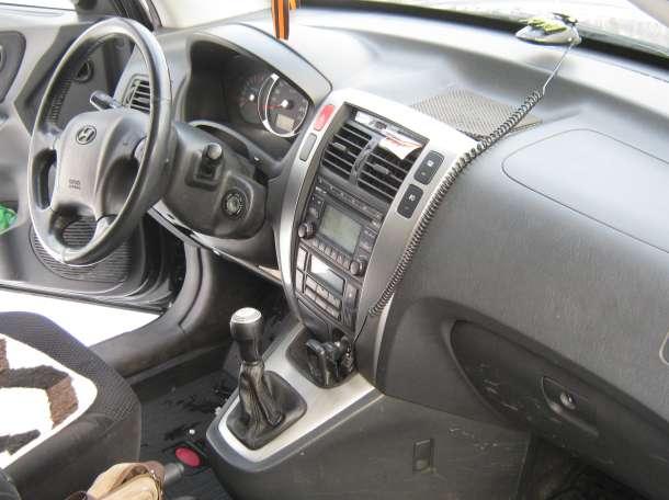 Hyundai Tucson, 2008, фотография 5