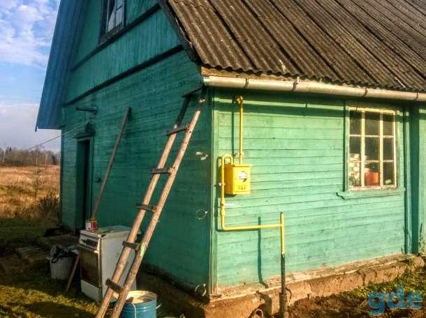 Дом на живописном хуторе у речки, водопровод и газ, 2 Га. земли, фотография 1