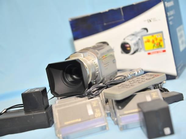 Panasonic NV-GS400, фотография 3