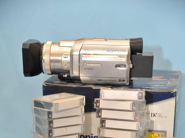 Panasonic NV-GS400, фотография 8