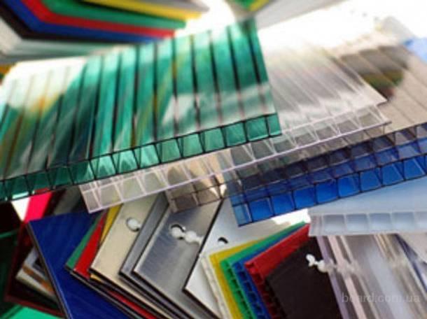 Поликарбонатный профилированный лист, фотография 1