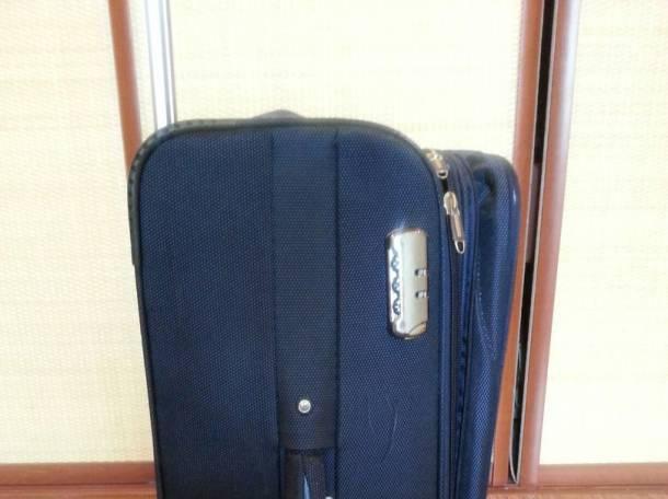 Очень удобный и вместительный чемодан, фотография 3