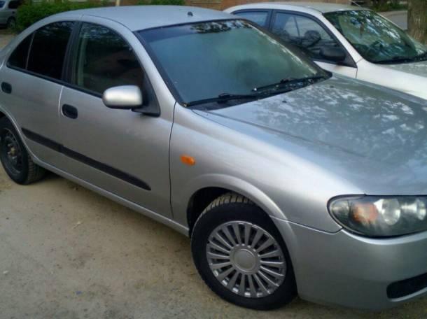 Продается Nissan Almera, 2004, фотография 2