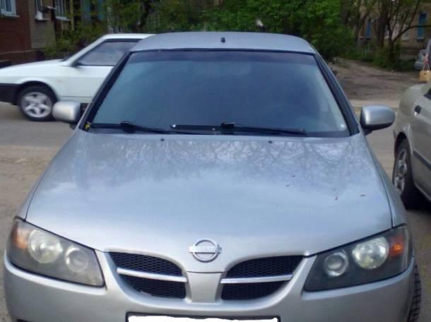 Продается Nissan Almera, 2004, фотография 4
