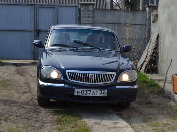 ГАЗ 31105 «Волга» 2005 год, цвет Наутилус, состояние среднее., фотография 1