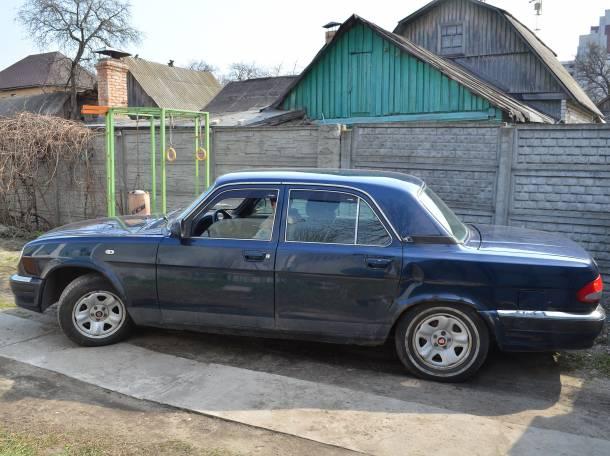 ГАЗ 31105 «Волга» 2005 год, цвет Наутилус, состояние среднее., фотография 5