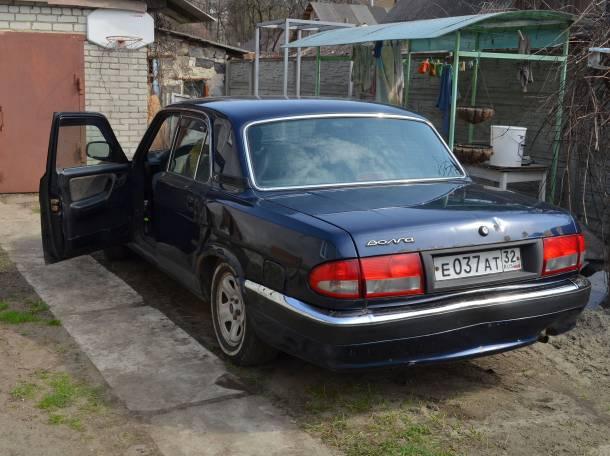 ГАЗ 31105 «Волга» 2005 год, цвет Наутилус, состояние среднее., фотография 6