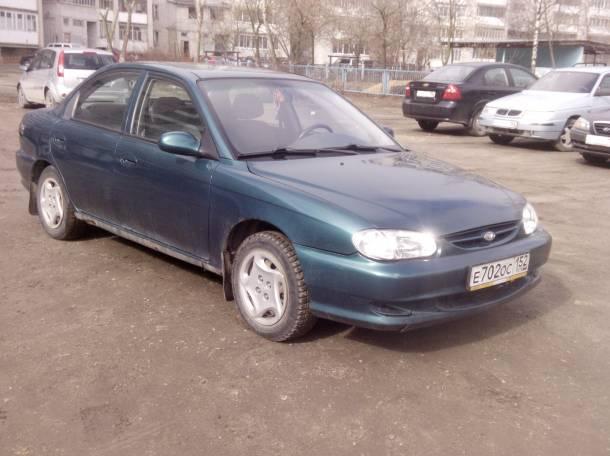 Продаю KIA Sephia 2001г.в., фотография 1