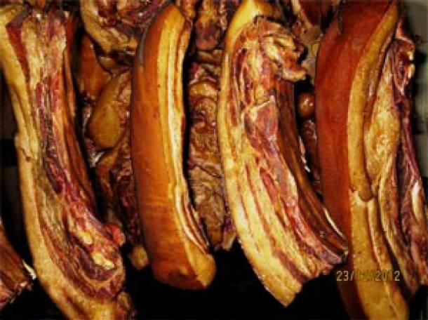 Как закоптить мясо в домашних условиях жидким дымом