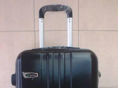 4e797066e1b8 Пластиковый чемодан на колесах новый+доставка   Прочие сумки в ...