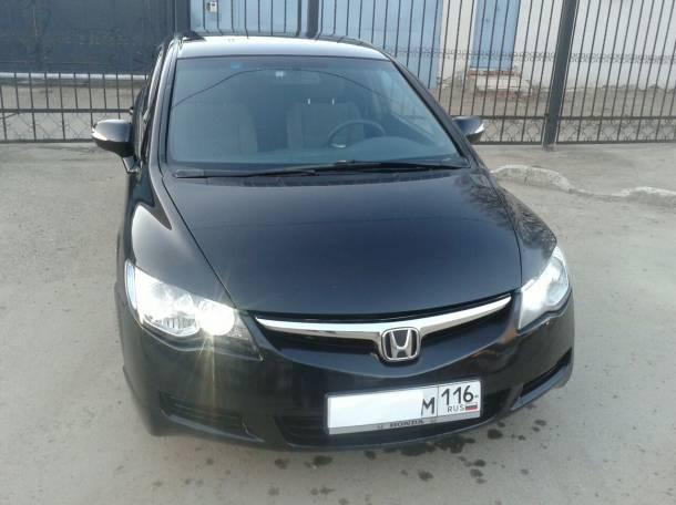Продаю автомобиль Honda Civic 2007 года выпуска, фотография 2