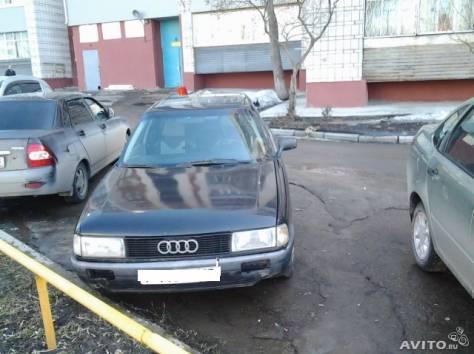 Продам автомобиль, Audi- 80, фотография 4