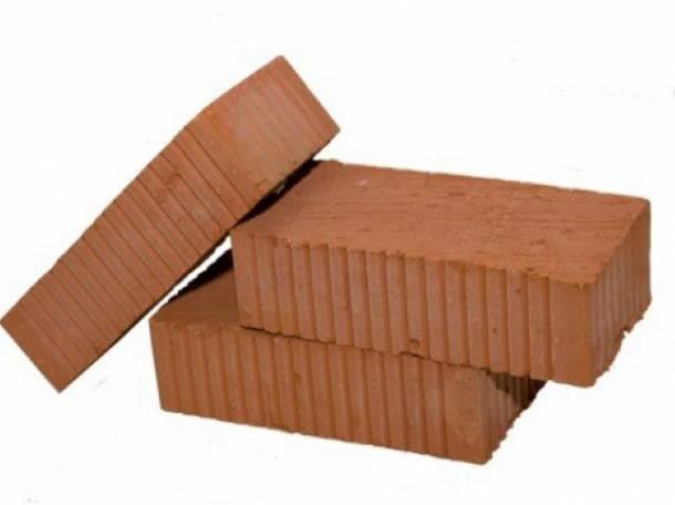 Кирпич фундаментный, фотография 1