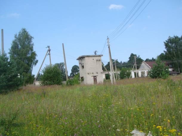 Земля промышленного назначения, село Медное, фотография 1