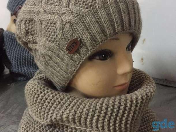 Шапки и шарфы оптом, фотография 5