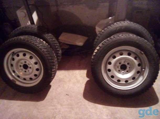 Продам шины б/у зимние, фотография 4