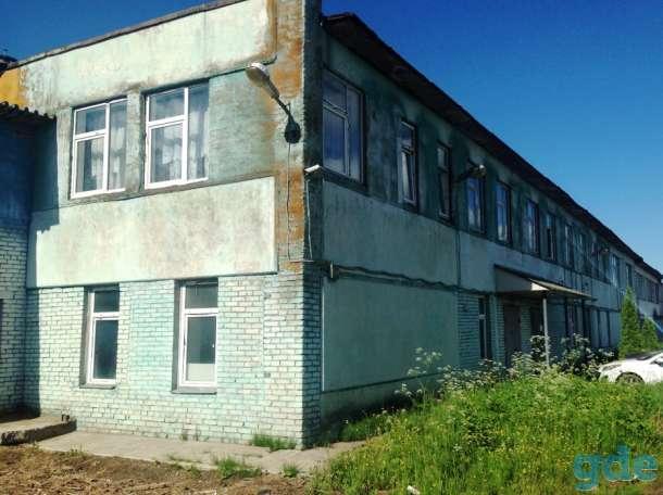 Офисное (административное) здание с земельным участком., фотография 6