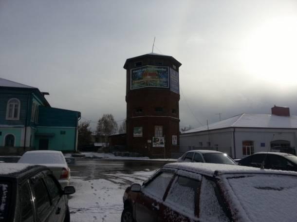 Продажа помещения и земли ( бывшая водонапорная башня) , фотография 1