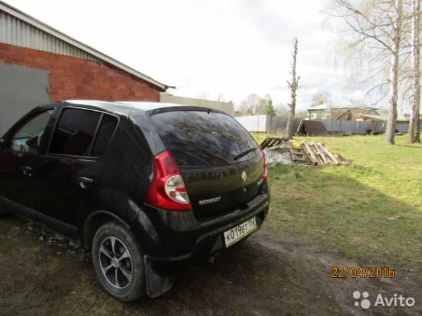 Продам Renault Sandero, 2012, фотография 5