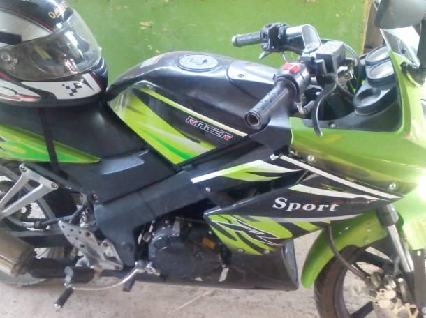 Продаю спортивный мотоцикл RIGER, фотография 1
