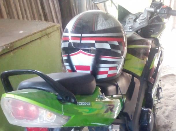 Продаю спортивный мотоцикл RIGER, фотография 2
