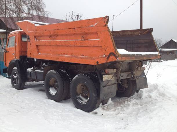 Продается КАМАЗ 55111, фотография 2
