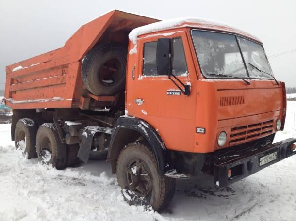 Продается КАМАЗ 55111, фотография 3