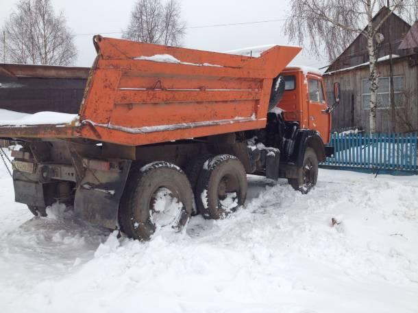 Продается КАМАЗ 55111, фотография 4
