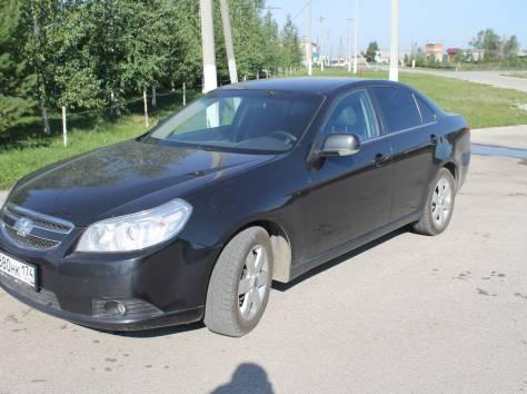 Автомобиль SHEVROLET EPIKA KLAL , фотография 2