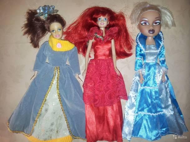 Кула Барби, Ариель, братц, их дочки, фотография 1