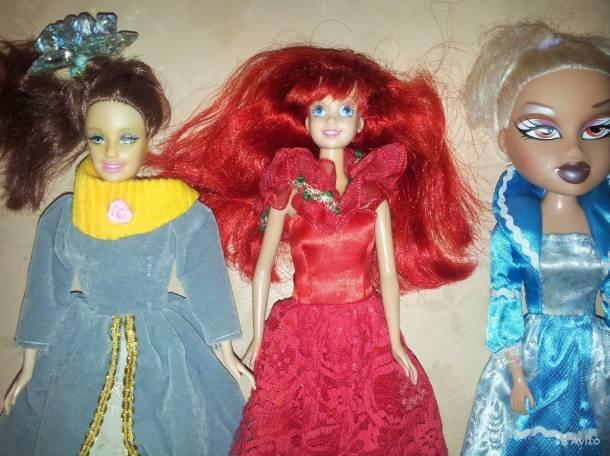 Кула Барби, Ариель, братц, их дочки, фотография 3