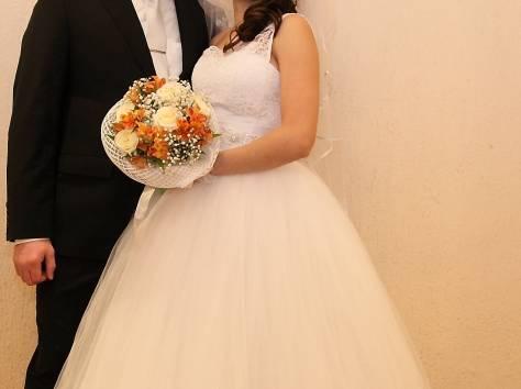 Свадебное платье, фотография 2