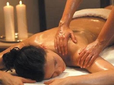 массаж фото мужского тела